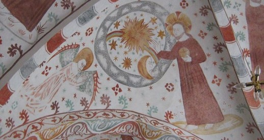 800px-Fanefjord-Church-Møn-Denmark_Fresco-of-God-creating-the-sun-moon-and-stars-720x380